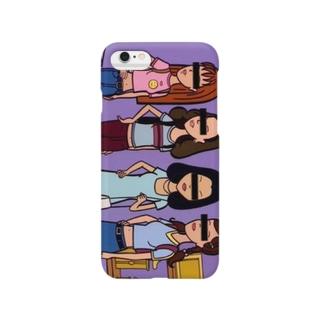 Sassy Girls! Smartphone cases