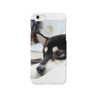 iPhoneカバー 柴犬 Smartphone cases