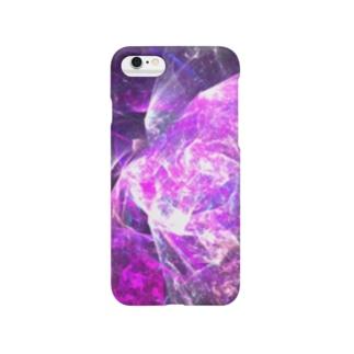 宇宙極光 Smartphone cases
