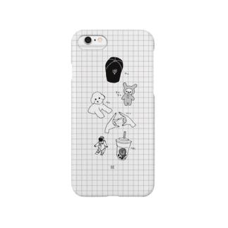 iphoneケース-SE- Smartphone cases