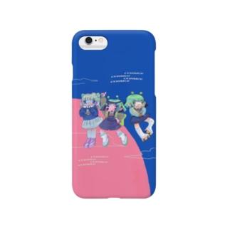 コズモガールズ Smartphone cases