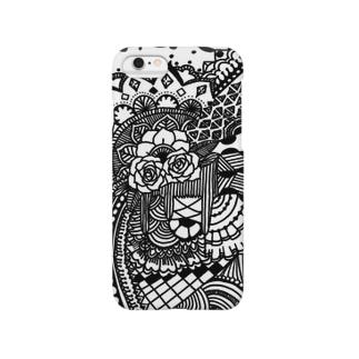 薔薇の手引き Smartphone cases