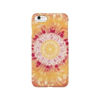 sunset光絵 Smartphone cases