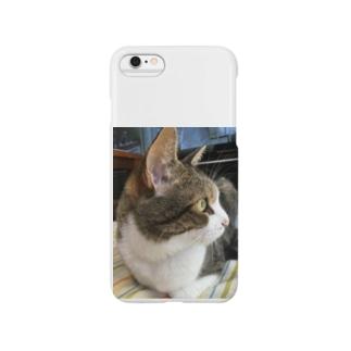 crazy_animalのイエネコ Smartphone cases
