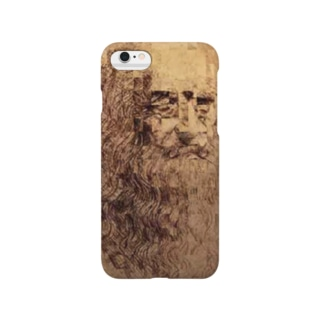 Leonardo da Vinci Smartphone cases