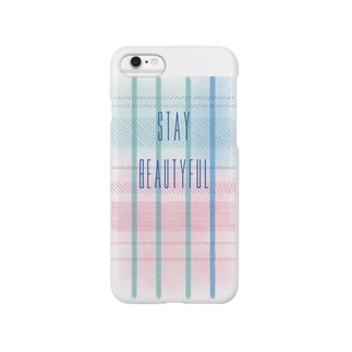 STAY BEAUTIFUL  Smartphone cases