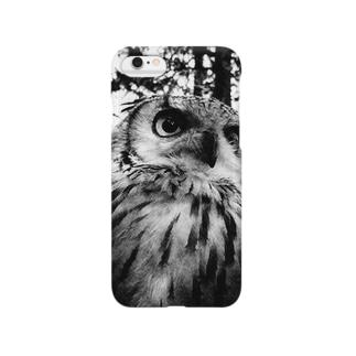 森の中のブー Smartphone cases