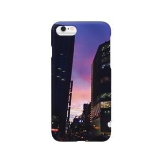 間の色 Smartphone cases