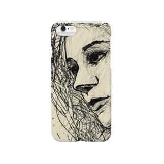 EMK SHOPSITE のface Smartphone cases