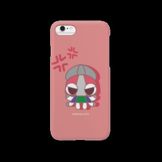 ikabo_chanのikabo11(ぷん) Smartphone cases