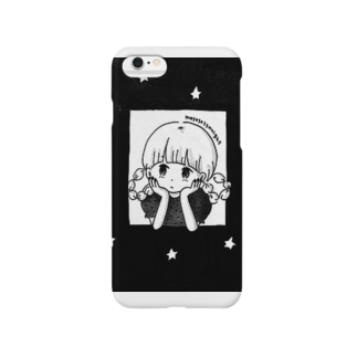 連絡まち子ちゃん Smartphone cases