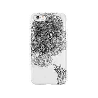 闇 Smartphone cases