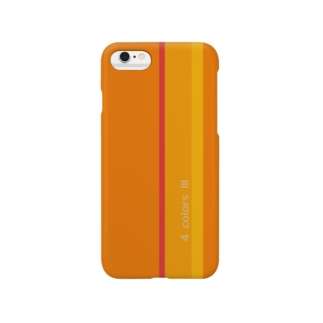 4 colors Ⅲ for autumn Smartphone cases