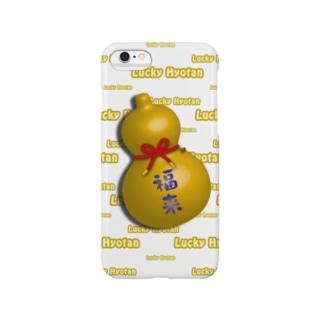 Lucky Hyotan スマートフォンケース