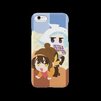 あきふゆ スマートフォンケース