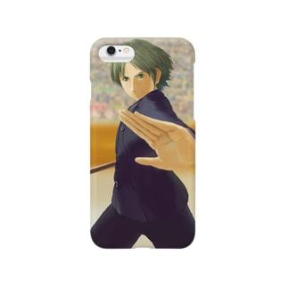 闘技演武【公式グッズ】MGF06若き英雄ヨシュア Smartphone cases