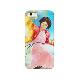 闘技演武【公式グッズ】MGF09真心愛情マリヤ Smartphone cases