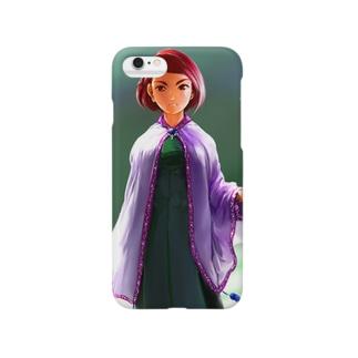 闘技演武【公式グッズ】MGF25次元のムルクナ Smartphone cases