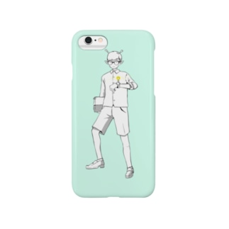 エイリアンシティボーイ Smartphone cases