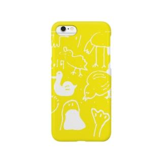 トリ Smartphone cases