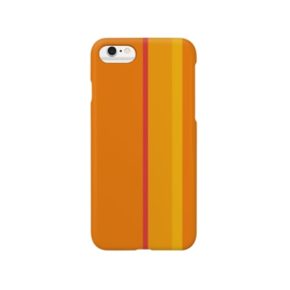 4 colors Ⅲ for autumn 文字無し Smartphone cases