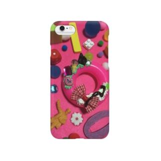 おもちゃ箱スマホケース Smartphone cases