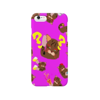 テレコ猫 V7 Smartphone cases
