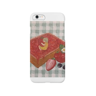 ジャムトースト Smartphone cases