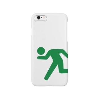頭が Smartphone cases
