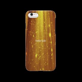 hello-jobの幸運グッズ(金運) Smartphone cases