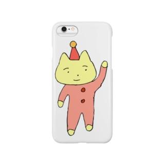 サーカスネコ Smartphone cases