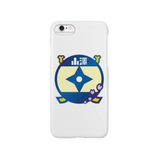 パ紋No.2838 小澤 Smartphone cases