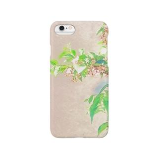 春休み Smartphone cases