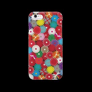 KULOKULOのRyoRan_001_AkA Smartphone cases