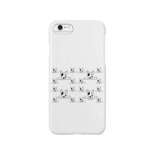 Love Bullterrier Smartphone cases