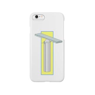 ヴィブラフォン(縦長) Smartphone cases