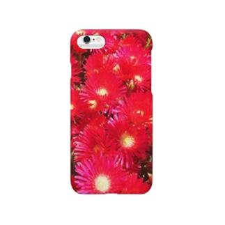 vivid flower Smartphone cases