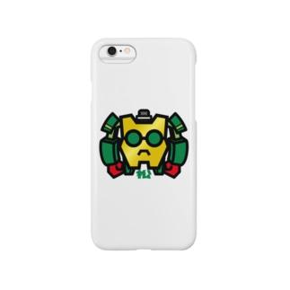 パ紋No.2839 松 Smartphone cases
