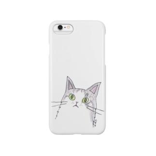 100nyans050.茶々丸くん Smartphone cases