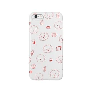 のんきなビション Smartphone cases