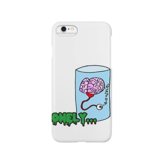 Mr.ブレインマン Smartphone cases