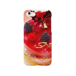 ケーキ Smartphone cases