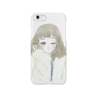 ユリサン Smartphone cases