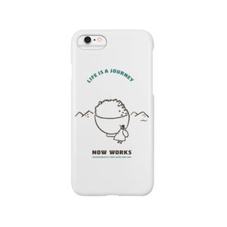 ごはん山 Smartphone cases