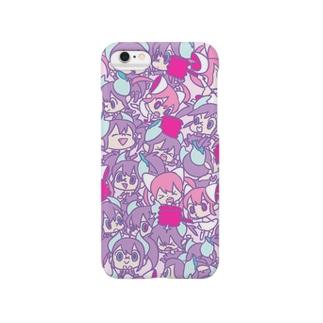 ちびちびXenna Smartphone cases