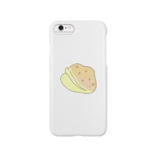 シュークリーム Smartphone cases