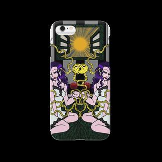 蛭と乙女と林檎と窓と  スマートフォンケース