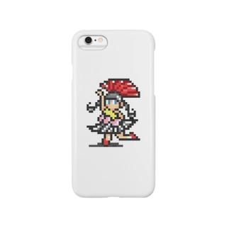 踊るドットアイドル Smartphone cases
