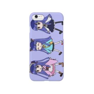 雪美ちゃんスマホケース Smartphone cases