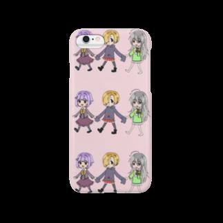 yun_pipi_0816の142'sスマホケース改良版2 Smartphone cases